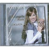 Playback Elizângela Paula   Conquista [original]